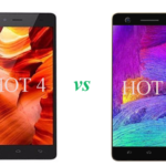Infinix hot 4 vs Hot S - Difference and Similarities