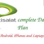 Etisalat Data Plan & Activation Codes for Android, iPhone & Laptops in 2020 {Updated}