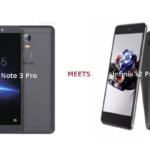 Infinix S2 Pro VS Infinix Note 3 Pro - Difference and Similarities